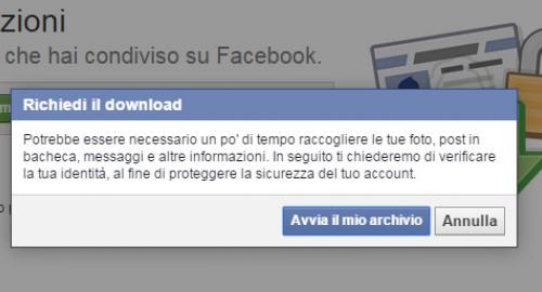 Come scaricare tutte le mie foto da Facebook? Ecco la guida